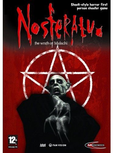Nosferatu: The Wrath of Malachi PC, wersja cyfrowa 1