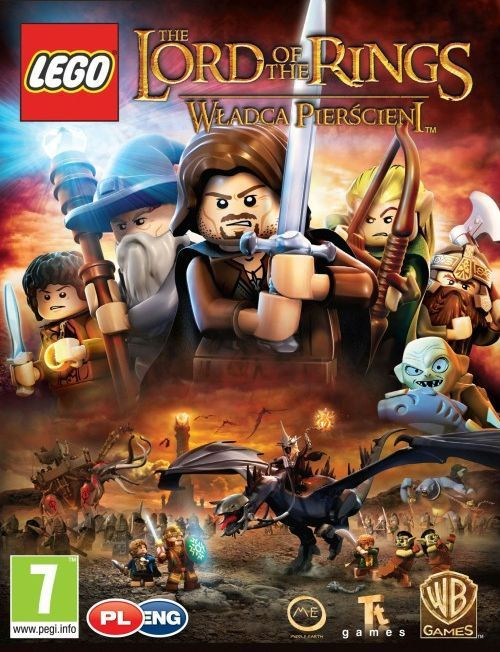 LEGO The Lord of the Rings: Władca Pierścieni PC, wersja cyfrowa 1