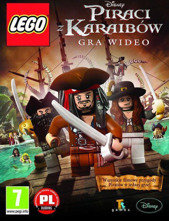 Lego Piraci Z Karaibów Esd W Morelenet