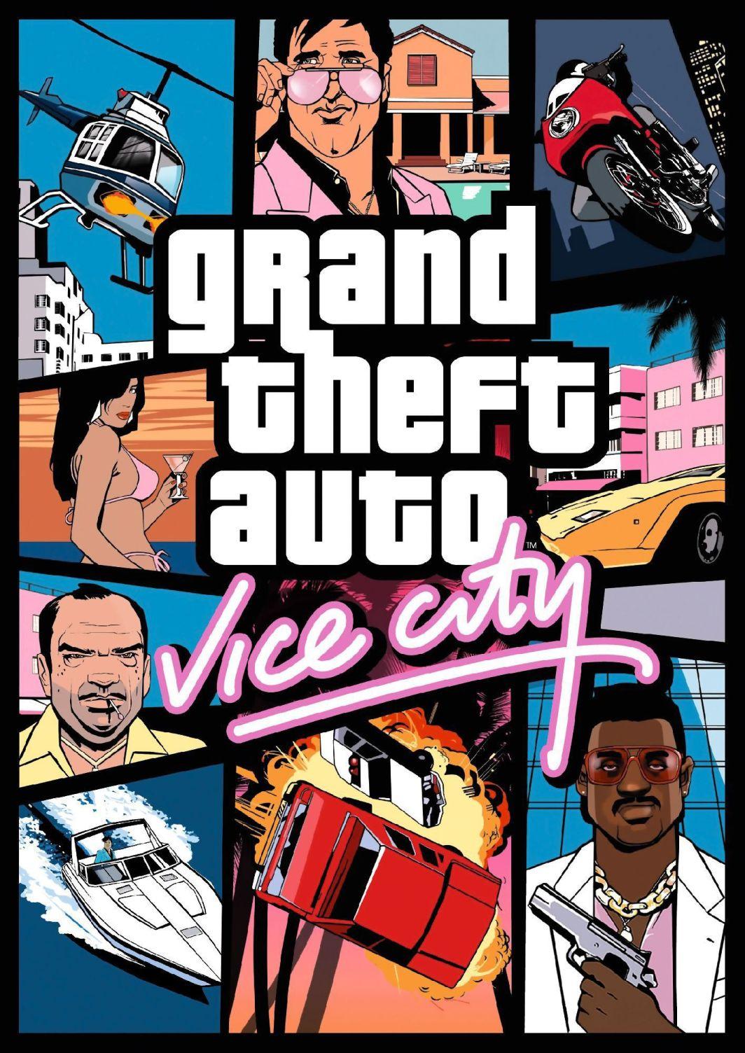 Grand Theft Auto: Vice City PC, wersja cyfrowa 1