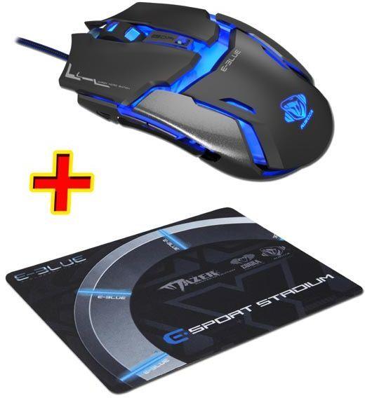 Mysz E-Blue Auroza Type IM (MMEBE62UGB0P) 1