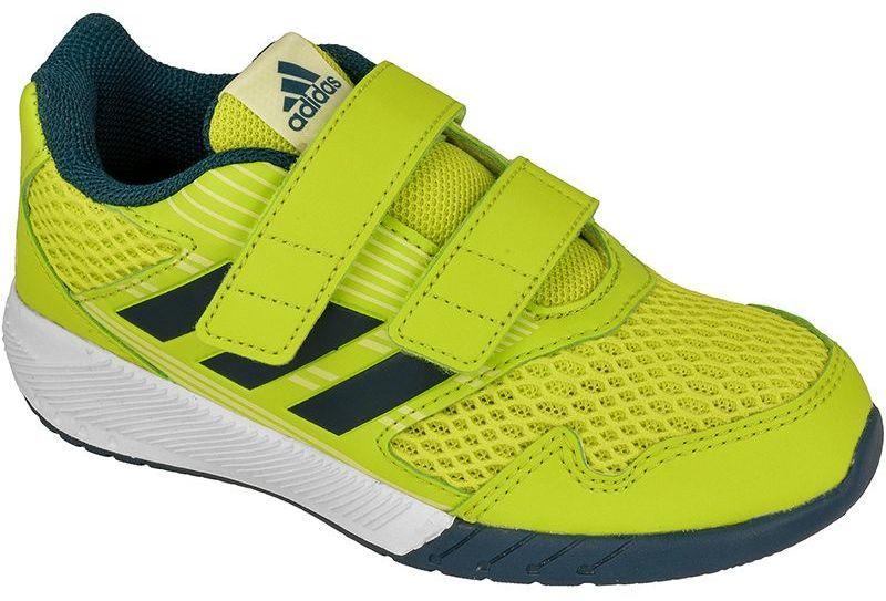 Adidas Buty dziecięce AltaRun limonkowe r. 31 (CG3138) ID produktu: 1680082