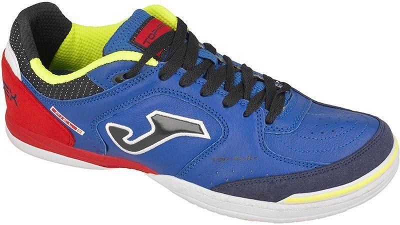 177265e7 Joma sport Buty piłkarskie Top Flex 703 Sala M niebiesko-czerwone r. 44.5  (TOPW.703.IN) w Sklep-presto.pl
