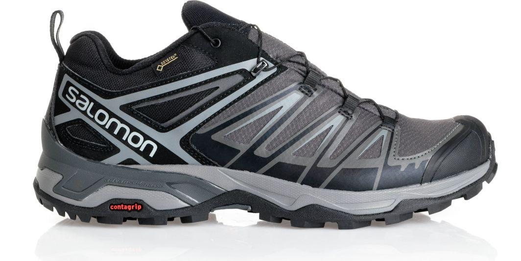 Salomon Buty męskie X Ultra 3 GTX BlackMagnetQuiet Shade r. 44 (398672) ID produktu: 1680300