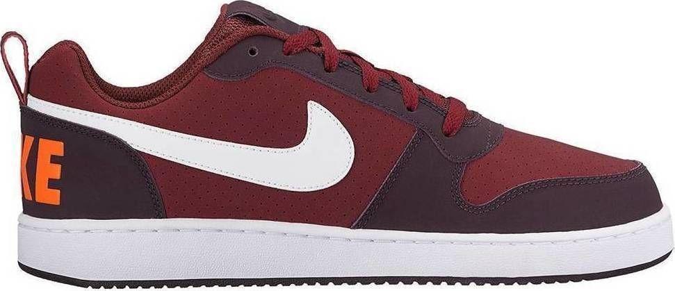nowe tanie najlepsze oferty na tanie trampki Nike Buty męskie Sportswear Court Borough Low Mczerwone r. 42.5  (838937-600) ID produktu: 1680382