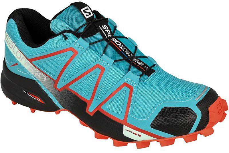 Buty Salomon Speedcross 4 W Blue 383102