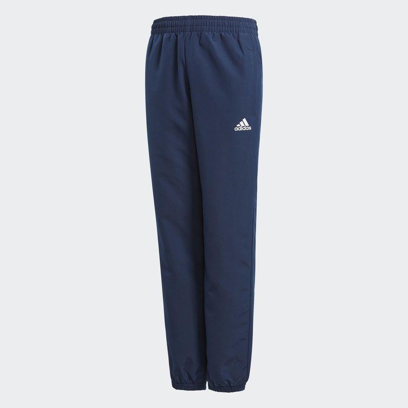 e9c174eaf90 Adidas Spodnie Dziecięce Essentials Stanford Woven Pants Junior Granatowe  r. 116 (BP8738) ID produktu: 1680513