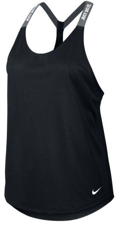 Nike Koszulka damska Dry Tank Elastika czarna r. L (831312 010) ID produktu: 1680652