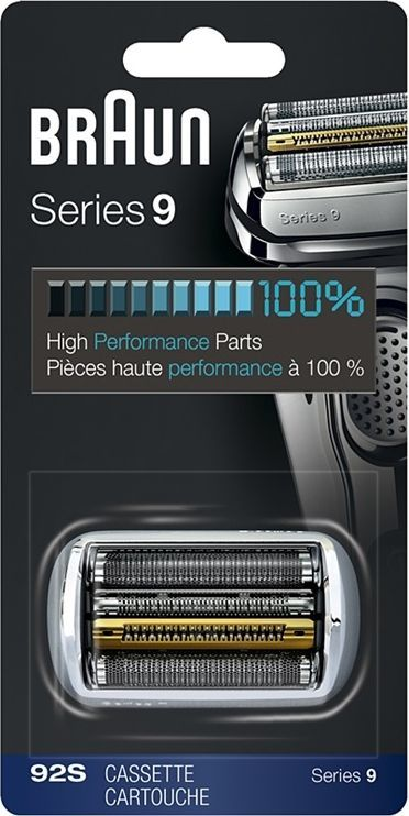 Braun Folia i Blok ostrzy 92S Silver Series9 cassette (604292) 1