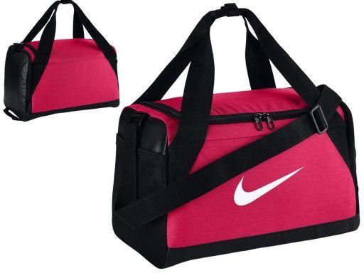 291a97323468b Nike Torba sportowa Brasilia XS Duff różowa (BA5432 644) w Sklep-presto.pl