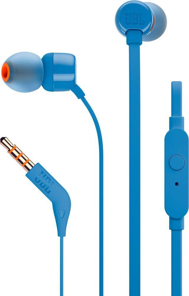 Słuchawki JBL T110 (T110BLU)  1