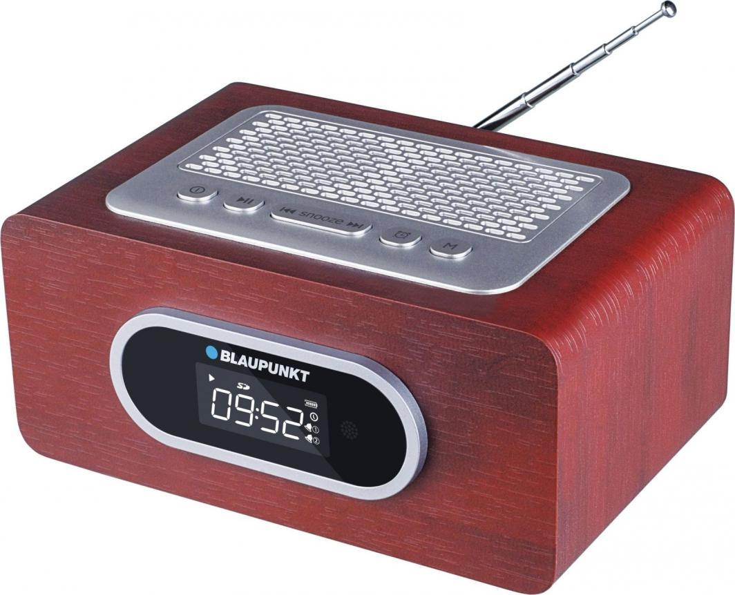 Radio Blaupunkt PP6BR MP3/USB/microSD 1