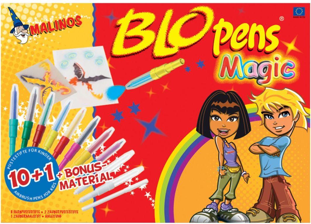 Malinos Blopens Magic 10+1 1
