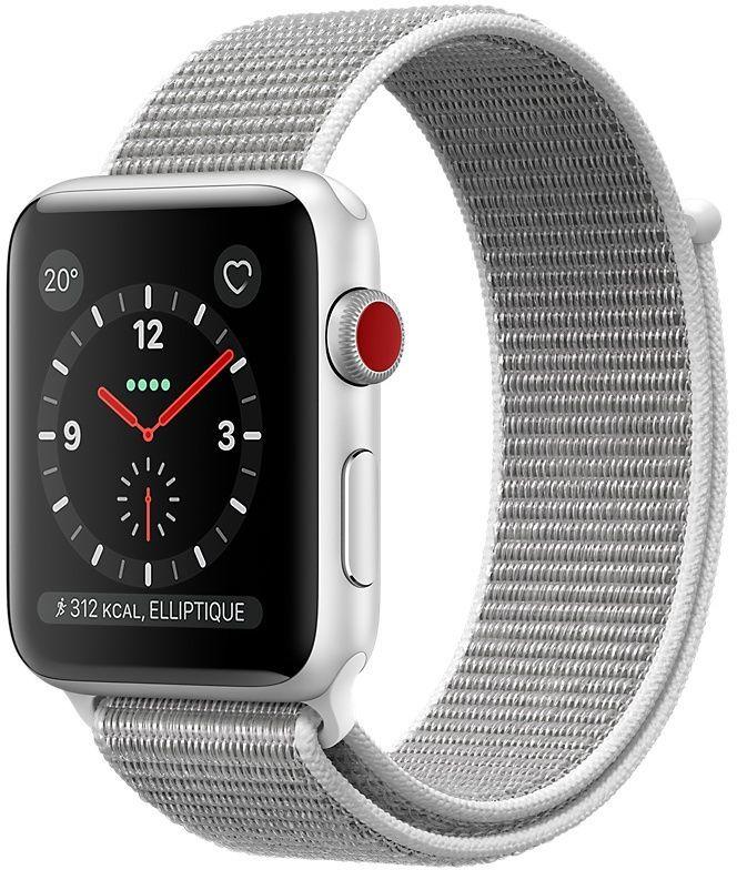 Smartwatch Apple Srebrny  (MQKQ2ZD/A) 1