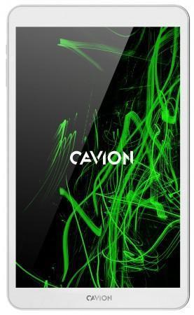"Tablet Kiano Cavion Base 10.1"" 8 GB 3G Srebrno-biały  (Base 10.3G Srebrny) 1"