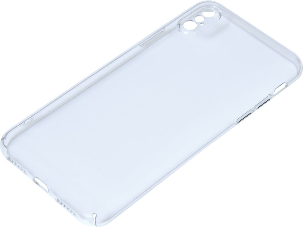 Sandberg Cover iPhone X hard Clear (406-34) 1