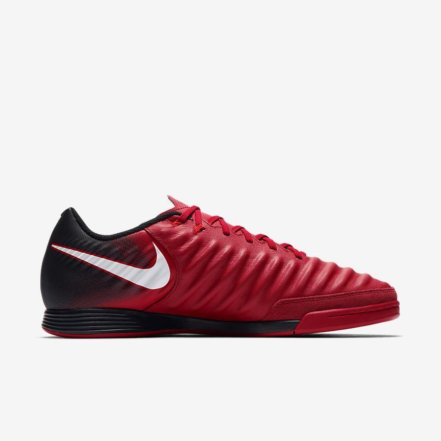 Nike Buty męskie Tiempox Ligera IV IC czerwone r. 47.5 (897765 616) ID produktu: 1686184