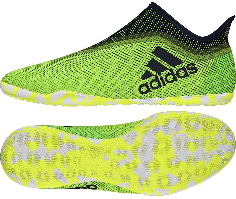 Adidas Buty męskie X Tango 17+ Purespeed żółte r. 44 (CG3235) ID produktu: 1686300