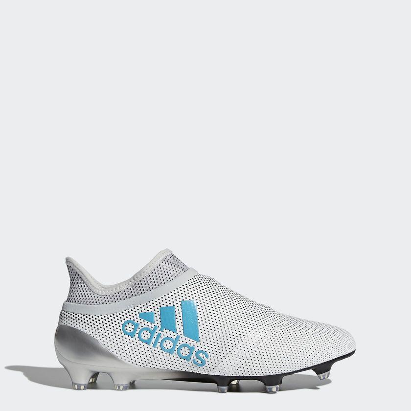 Adidas Buty piłkarskie X 17+ Purespeed FG białe r. 44 (S82444) ID produktu: 1686334