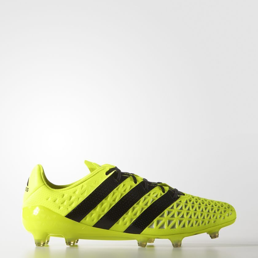 new arrivals 9b38d 7c367 Adidas Buty piłkarskie ACE 16.1 FG AG żółte r. 40 2 3 (S79663) w  Sklep-presto.pl