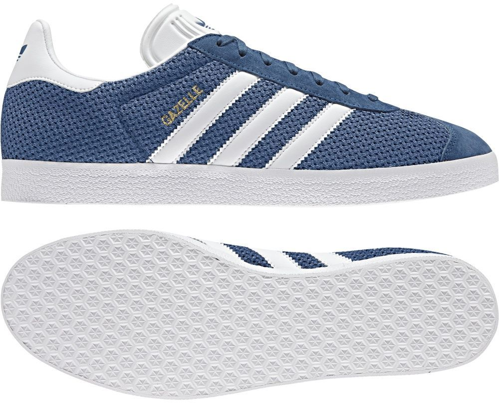 Adidas Buty męskie Gazelle niebieskie r. 42 23 (BB2757) ID produktu: 1686652