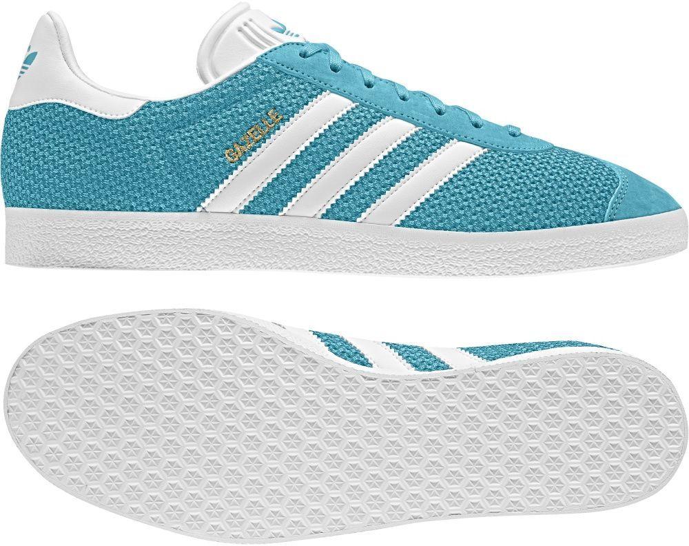 Adidas Buty damskie Gazelle niebieskie r. 40 23 (BB2761) ID produktu: 1686661