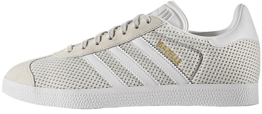 Adidas Buty damskie Gazelle W biało beżowe r. 36 23 (BB5178) ID produktu: 1686675