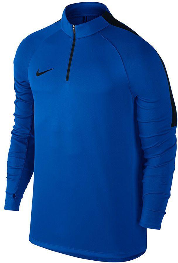 Koszulka dziecięca Nike Drill Top NiebieskaFioletowa