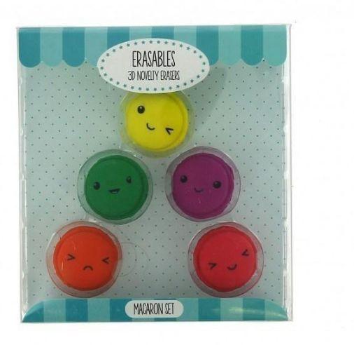 Blueprint Gumki do mazania - uśmiechnięte ciasteczka (257552) 1