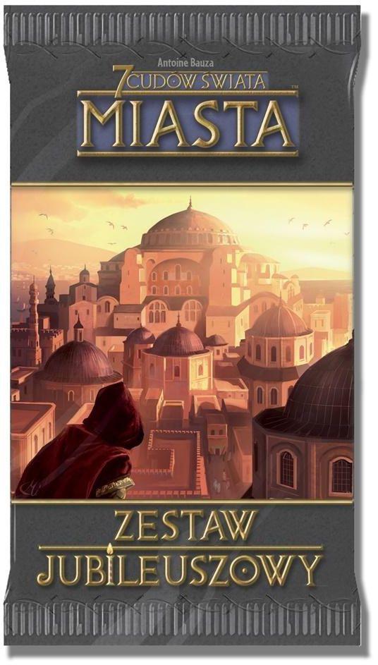 Rebel Gra karciana 7 Cudów Świata: Zestaw Jubileuszowy Miasta (261670) 1
