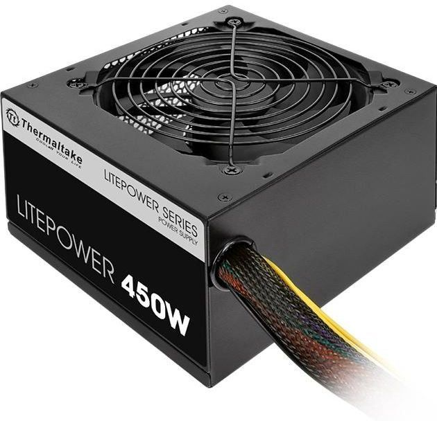 Zasilacz Thermaltake Litepower II Black 450W (PS-LTP-0450NPCNEU-2) 1