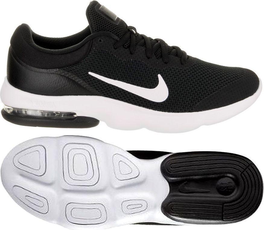 Nike Buty męskie Air Max Advantage czarne r. 44 12 (908981 001) ID produktu: 1688964