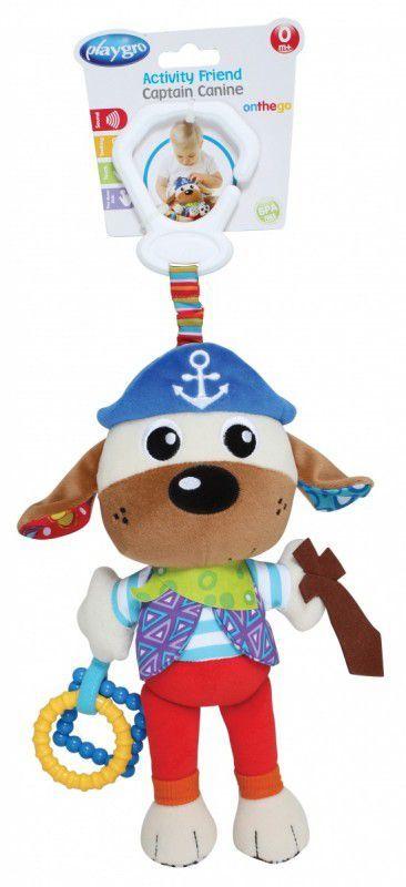 Playgro Aktywny przyjaciel pirat pies (PL0186358) 1