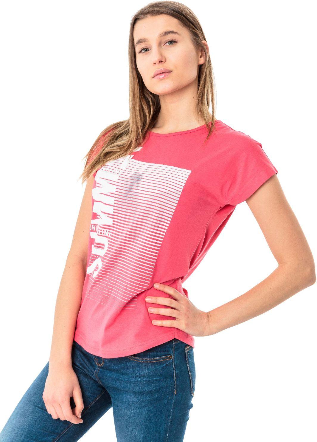 4f Koszulka damska H4L18 TSD016 czerwona r. XL ID produktu: 1690266