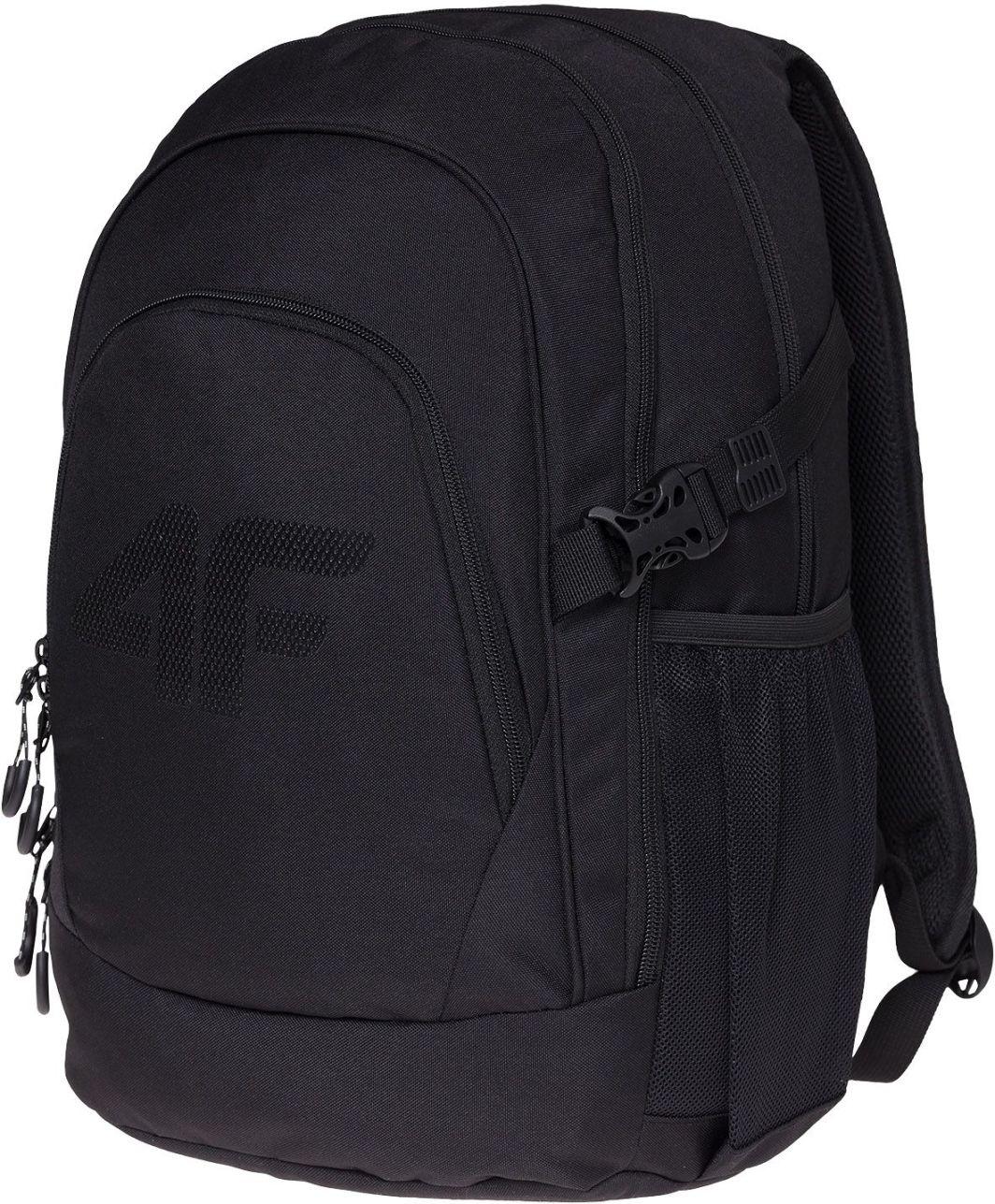 7e503ad1ecba2b 4f Plecak sportowy H4L18-PCU014 30L czarny w Sklep-presto.pl