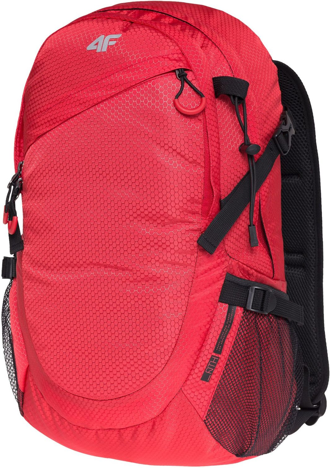 ca8da78fb87c2 4f Plecak sportowy H4L18-PCU017 20L czerwony w Sklep-presto.pl