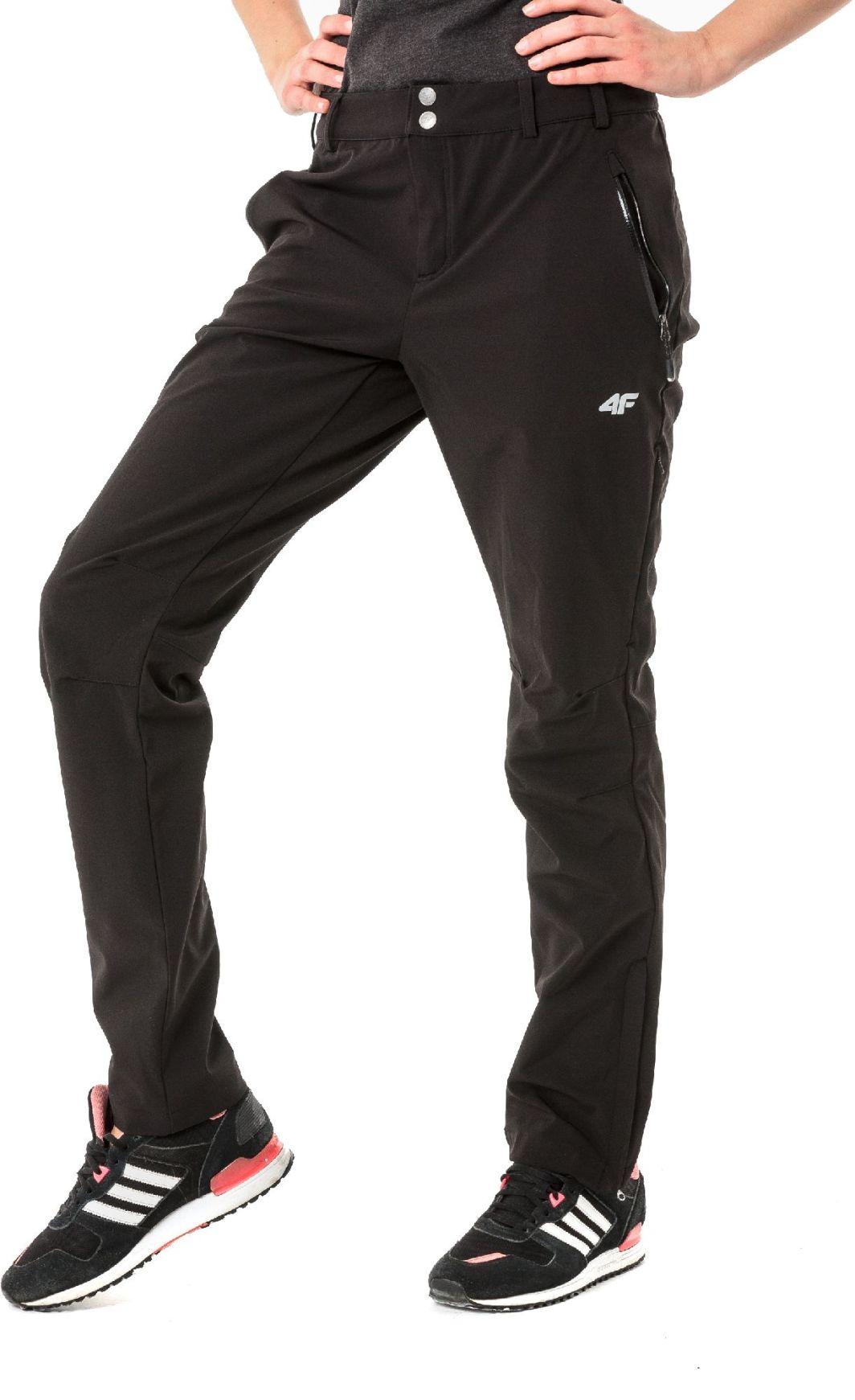 4f spodnie damskie ocieplane