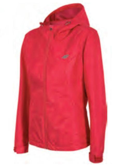 4f Kurtka damska H4L18 KUD004 czerwona r. S ID produktu: 1691720