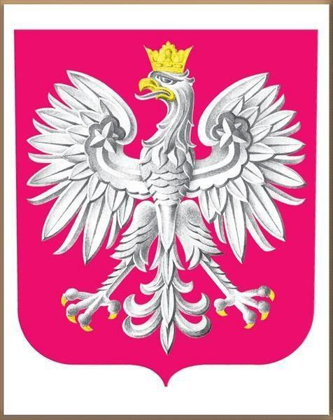 Adamigo Godło RP w ramce ADAMIGO (248903) 1