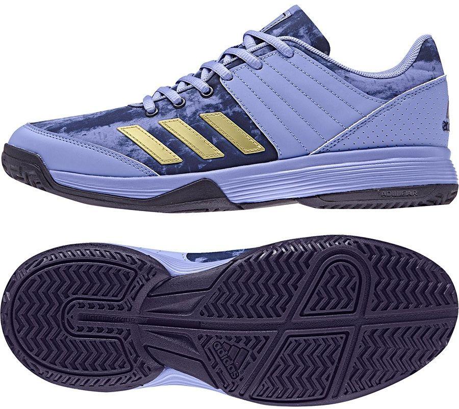 w sprzedaży hurtowej na stopach o tani Adidas Buty damskie Ligra 5 czarno-niebieskie r. 40 2/3 (BB6127) ID  produktu: 1694980