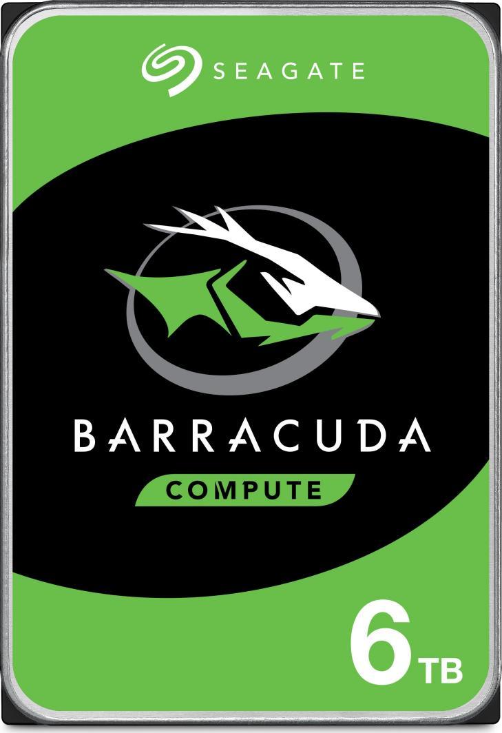 """Dysk Seagate BarraCuda 6 TB 3.5"""" SATA III (ST6000DM003) 1"""