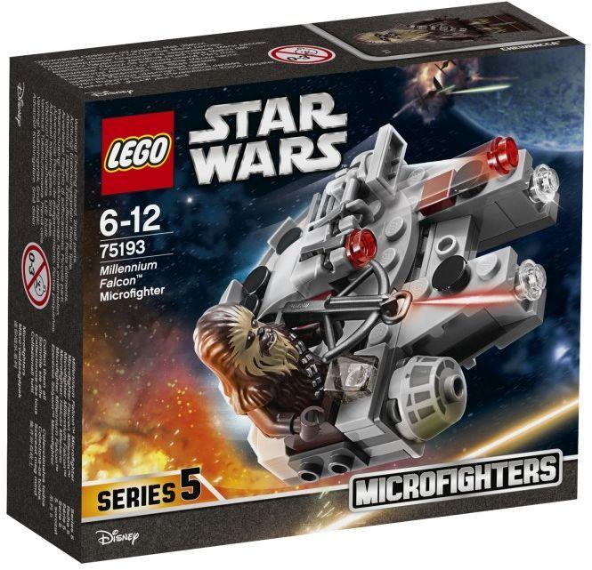 LEGO Star Wars Sokół Millennium (75193) 1