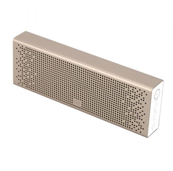 Głośnik Xiaomi Mi Bluetooth Speaker złoty (16242) 1