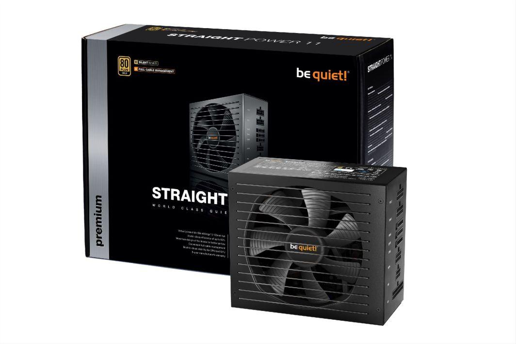 Zasilacz be quiet! Straight Power 11 650W (BN282) 1