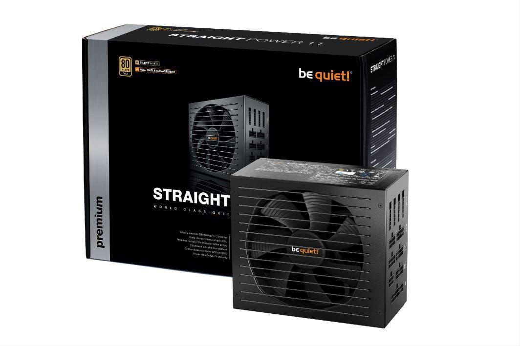 Zasilacz be quiet! Straight Power 11 750W (BN283) 1