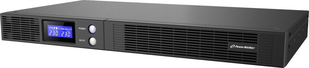 UPS PowerWalker VI 500 R1U (10121047) 1