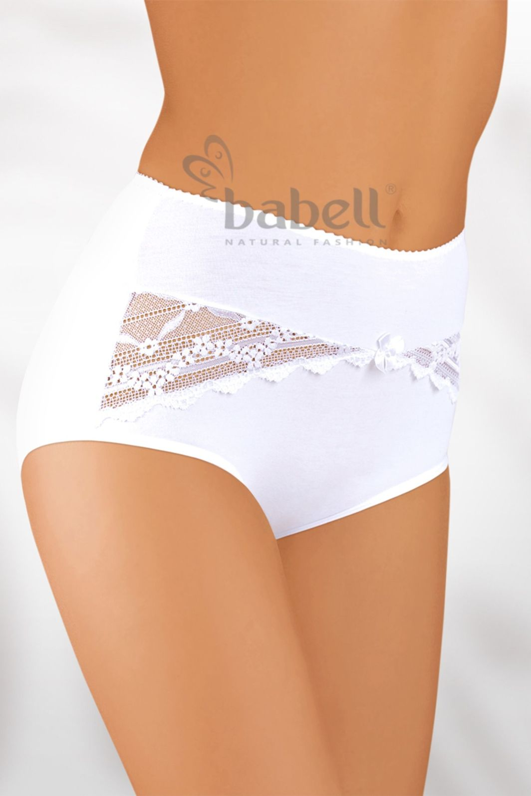Babell Figi damskie BBL-004 białe r. M 1