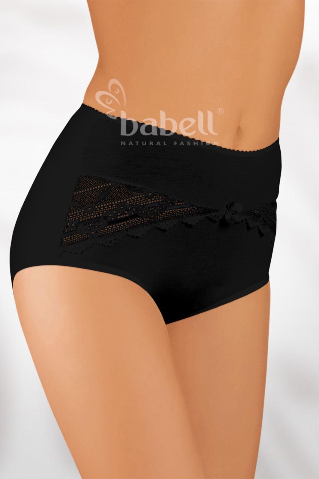 Babell Figi damskie BBL-004 czarne r. XL 1