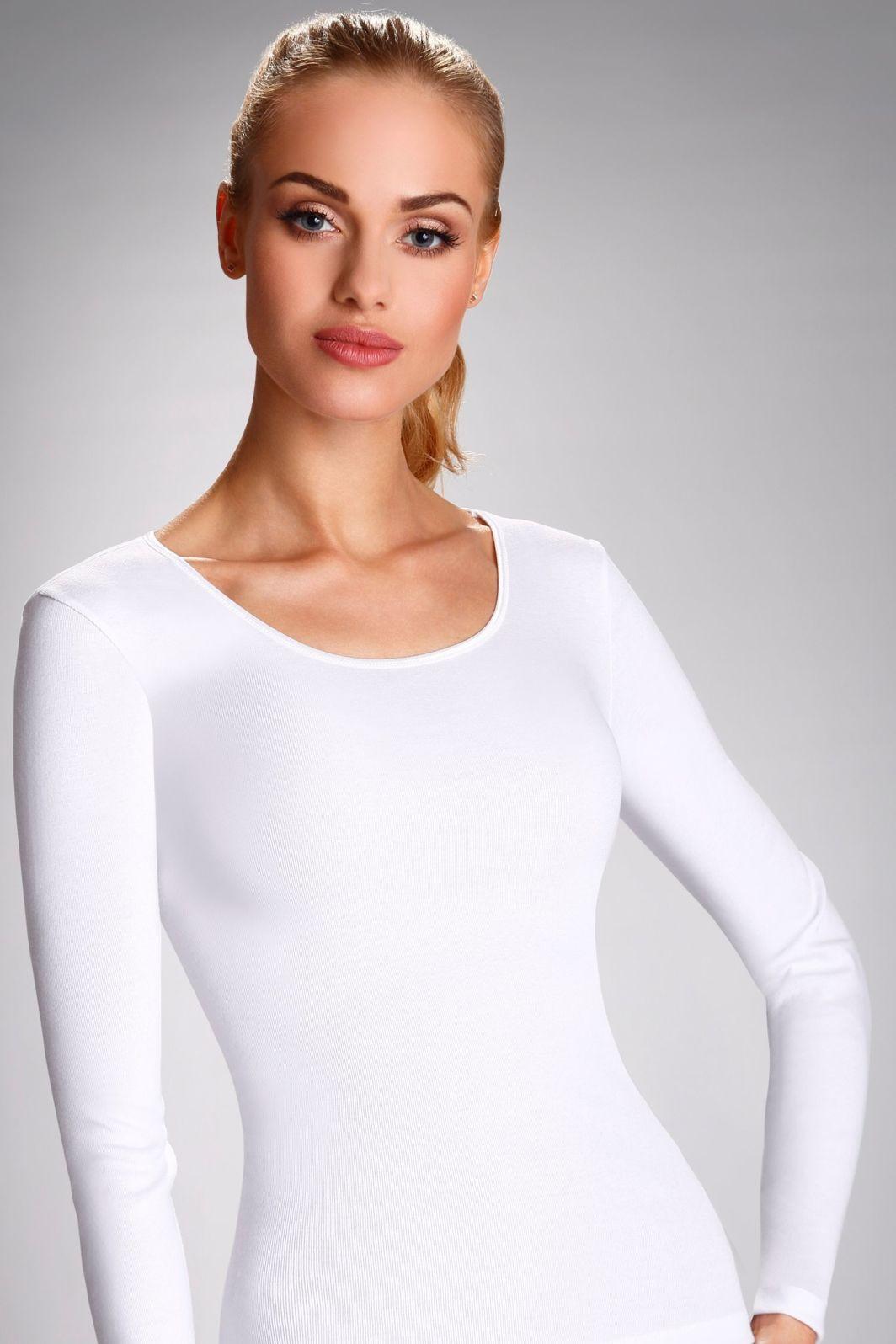 Eldar Koszulka irene biała r. M 1