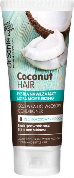 Elfa Pharm Coconut Hair Odżywka nawilżająca do włosów suchych i łamliwych 200ml 1